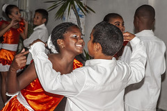 Emotive Young Cuban Dancer (Tom Kilroy) Tags: cuba dance people africanethnicity religion cultures praying spirituality indigenousculture smiling happiness ethnic groupofpeople females asia ethnicity males children danceclass cienfuegos