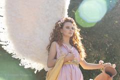 Goddess of rebirth (Cristiano Pelagracci) Tags: angels angelo girls pieve cittàdellapieve terzieri umbria