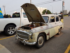 1956 Hillman Minx (dave_7) Tags: 1956 hillman minx classic car british