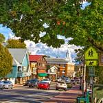 Lake Placid  New York  - Downtown Main Street - Historic thumbnail