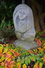 "Sculpture 'Nurture"" by Ian Rowles (Neal D) Tags: bc westvancouver sculpture dundarave dundaravepark nurture ianrowles art"