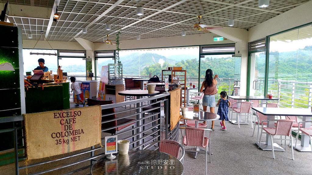曾文水庫360度咖啡觀景樓 |雨後的台灣,很美21