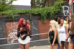 DSC_7838 Notting Hill Caribbean Carnival London Aug 27 2018 Stunning Ladies (photographer695) Tags: notting hill caribbean carnival london exotic colourful costume girls aug 27 2018 stunning ladies