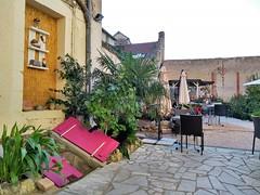 REPAS SUR LA TERRASSE (marsupilami92) Tags: frankreich france centre 36 indre buzançais terrasse hôtel