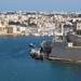Cospicua, Valletta