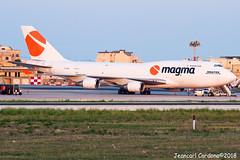 Air Atlanta Icelandic Boeing 747-4F6(BDSF) 'TF-AMN' LMML (Jeancarl Cardona) Tags: air atlanta icelandic boeing 7474f6bdsf tfamn lmml