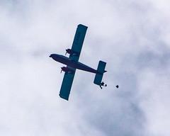 DSC07452 (Brian Wadie Photographer) Tags: breitling ravens vampires kestrel mig15 parachutes polariser redarrows wingwalkers