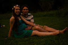 DSC_0777 (Aireal Sage) Tags: maternity mom be beautiful hippie hoho outdoor portrait couple dad love