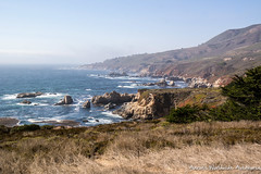 The amazing scenery along the Pacific Coast Highway around Big Sur, CA (adventurousness) Tags: ca california highway 1 ocean road trip pacific coast big sur sea cliff bigsur highway1 pacificcoasthighway pacificcoast roadtrip monterey unitedstates us