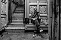 Franco (drugodragodiego) Tags: franco portrait ritratto photographer fotografo genova liguria italy blackandwhite blackwhite bw biancoenero pentax pentaxk1 k1 pentaxdfa2470mmf28 hdpentaxdfa2470mmf28edsdmwr aohc