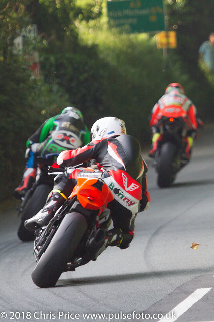 Isle of Man TT 2018: 1st June Qualifying Ballacraine
