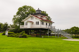 Roanoke River Lighthouse at Plymouth II