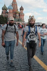 zabivaka (streetphotodog) Tags: 2018 fifa worldcup street moscow russia colourstreetphotography colour color city streetphotography fujifilmx70 x70