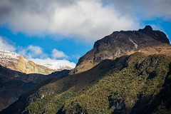 Light and shadows (fotosclasicas) Tags: light shadows mountain morning highlands colombia snowy tolima murillo landscape andean