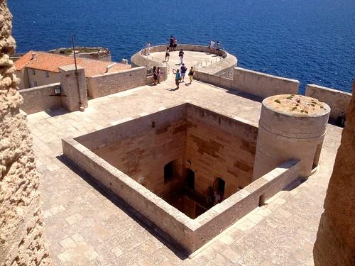 Chateau d'IF Marseilles France