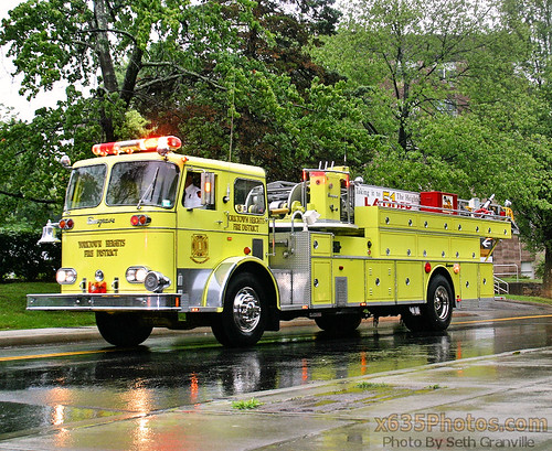 Yorktown Heights Fire District Ladder 51
