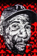 Hugh (Thomas Hawk) Tags: california hughleeman sanfrancisco tenderloin tenderloindistrict usa unitedstates unitedstatesofamerica graffiti fav10