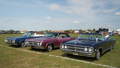 1964 Oldsmobile Starfire Convertible X3 (Crown Star Images) Tags: crownstarimages csi lo