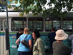 Vancouver Trolley Bus Fan Trip 2018 (Busologist) Tags: ccf canadian car foundry brill t48 trolley bus coach vancouver bc british columbia canada 2416 fan trip 70th anniversary 70 transitgeek electric hydro