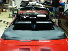 Chevrolet Corvair Monza Verdeck 1962 - 1969 Persenning mit Drückknöpfe (best_of_ck-cabrio) Tags: chevrolet corvair monza cabrio ckcabrio verdeckbezug montage persenning car zubehör