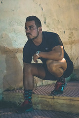 Retrato para Odín-Trainer (fcojavier1991) Tags: people gimnasia gimnasio gym monitor estilodevida lifestyle 50mm nikond3300 nikonistas nikon deporte entrenador sport portrait retrato