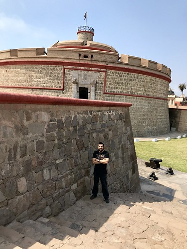 Fortaleza del Real Felipe - Lima Callao