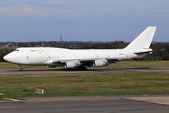 Cargo Air Lines (CAL)  Boeing 747-412(BCF) 4X-ICC (widebodies) Tags: liege lüttich lgg eblg widebody widebodies plane aircraft flughafen airport flugzeug flugzeugbilder cargo air lines cal boeing 747412bcf 4xicc