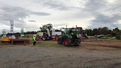 Tractor Pulling Event - BA Country Stores - Abedeen Scotland - 16/9/18 (DanoAberdeen) Tags: danoaberdeen tractor pulling candid amateur 2018 bacountrystores dunecht farming farm farmer customised blue sky clouds fendt catepillar kubota ford valtra jcb mccormick masseyferguson landini mtz agco tractors transport agriculture championships johndeere auto automobile truck haulage broomhillfarm gala festival fair convention show gathering baevents bastores