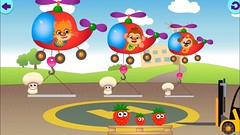 Sorting Vegetables according to color and size (Kids Edu Games). (I_Am A Kid) Tags: im kid learning channel fun learn kids time royalty free