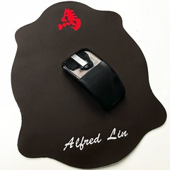 The Chinese character for special addition of horse year for one OEM (Alfred Life) Tags: 馬 滑鼠墊 mousepad horse