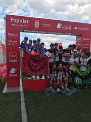 TeamClaveria campeón de Madrid absoluto de contrarreloj por equipos 6