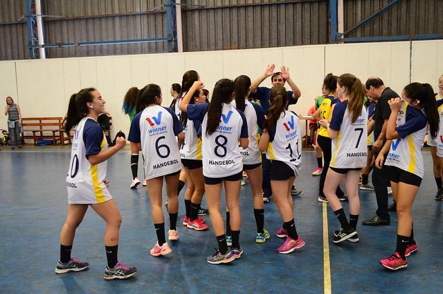 Handebol Fem II 1º  Jacareé x São Paulo - Val Morais  (25)