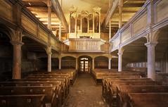 Kirche (3) (david_drei) Tags: abandoned kirche decay lostplace polen lost ver verfallen urbex urbanexplorer hdr rays