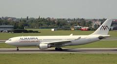 Almasria Universal Airlines, SU-TCH, MSN 661,Airbus A 330-203, 09.08.2018, WAW-EPWA, Warszawa (henryk.konrad) Tags: almasria universalairlines sutch msn661 airbus a330203 wawepwa warszawa henrykkonrad