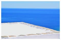 Carter's Postales De Grece : Beyond (Storyteller.....) Tags: catre postale grecce grece summer blue white sky sea building arcjtect architecture terrace island