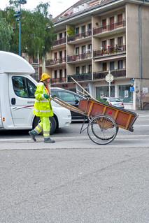 municipal worker* (1160497)