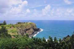 Lighthouse (andieharsany) Tags: ocean coast hawaii kauai lighthouse