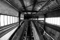 Bergwerk Lippe (9) B&W (tmdittrich) Tags: pentaxk50 pentaxsmcda1017mmf3 pentaxart nrw industrie industry cole mining buildings