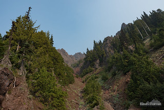 Angeles Gully