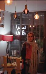 Lights (nima.mojiz) Tags: analogphotography film filmphotography filmisnotdead nikonf100 nikon agfa400 tehran iran streetphotograohy street portrait