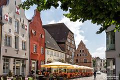 Wismar (NinjaAndi) Tags: canon eos6d deutschland germany landscape mecklenburg wismar ostsee hafen port city