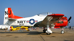 138245 (Al Henderson) Tags: 090 138245 2005 aviation n65491 nasoceana nj planes t28b usnavy usn va122 virginia virginiabeach airshow military