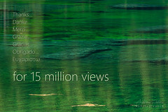 Thanks for 15mio views (AndiP66) Tags: tamron70300 karersee lagocarezza lakecarezza dolomiten dolomites dolomiti mountains berge alps alpen südtirol alto adige southtyrol northernitaly italy italien norditalien autumn september 15million 15millionen aufrufe views danke thanks merci grazie gracias obrigado