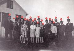Fermingardagur Stefönu, 10 júní 1946 (olikristinn) Tags: iceland family gamlarmyndir myndaalbúm oldimages stefanakarlsdóttir ferming fermingardagur krossar heimilisfólk bw snæfellsnes staðarsveit krossarístaðarsveit stefanagunnlaugkarlsdóttir gulla 10júní1946 1946 june10th1946 ásmundurjónsson helgapálsdóttir friðrikka pálsdóttir stefaníaásmundsdóttir kristjánfráelliða ragnheiðurþorgrímsdóttir áslaugkristínsigurðardóttir ásdísþorgrímsdóttir þorgrímurvídalínsigurðsson soffíamargrétþorgrímsdóttir kristínpálsdóttir arnfinnurjónsson charlotteirene baldurgíslason jónguðleifurpálsson