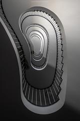 Staircase No. 22 (Sascha Gebhardt Photography) Tags: nikon nikkor d850 1424mm lightroom photoshop deutschland germany reise roadtrip reisen fototour fx cc travel tour treppenhaus treppe staircase stairs steps