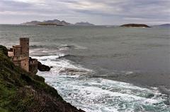 Costa de Baiona-_DSC2313 (peruchojr) Tags: mar agua océanoatlántico baiona islasestelas islascíes monteboi