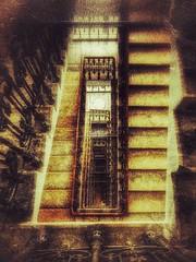staircase (try...error) Tags: hss sliderssunday sunday architecture treppenhaus decay abandoned urban urbex stiegenhaus wien vienna escalier cage
