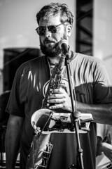 DSC_2016 (GRubio78) Tags: concert live band empirestrikesbrass newbelgium asheville nc 828 nikon d7500 bw brass brewery concierto brassterpiecetheater