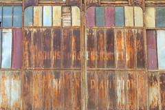 "Rusty Doors (Bruce Poole) Tags: brucepoole brucesspace lafrance france marseille provence ete 2018 door doors entrance portal entry puerta entrada porte ""embrasure de la porte"" porta ""porta d'ingresso"" entrata tur eingang zugang πόρτα turen ture rusty decayed"