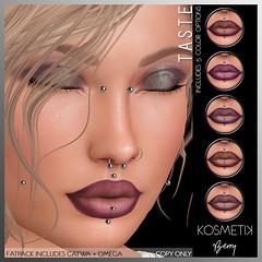 .kosmetik Lip Applier - Berry Taste (.kosmetik) Tags: kosmetik themakeoverroom eventexclusive lipstick catwa omega